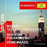 Wolfgang Amadeus Mozart DG Concerts: The Last Symphonies - Nos. 39, 40 & 41