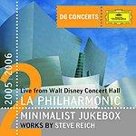 Steve Reich DG Concerts: Variations For Winds/Three Movements/Tehillim