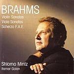Shlomo Mintz Violin And Viola Sonatas