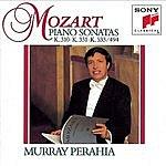Murray Perahia Piano Sonatas Nos.8 & 11/Piano Sonata in F Major