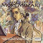 Wolfgang Amadeus Mozart More Mozart's Greatest Hits