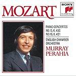 Murray Perahia Piano Concertos No.15 & 16