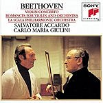 Salvatore Accardo Violin Concerto in D Major, Op.61/Romances For Violin And Orchestra