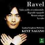 Kent Nagano Rhapsodie Espagnole/Valses Nobles Et Sentimentales/Menuet Antique/La Valse