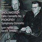 Lynn Harrell Cello Concerto No.2 in G Major, Op.126/Symphony-Concerto For Cello in E Minor, Op.125