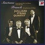 Juilliard String Quartet String Quartet No.1 in E Minor/String Quartet in D Major