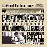 Leon Fleisher Rhapsody On A Theme Of Paganini/Symphonic Variations/Alborada Del Gracioso