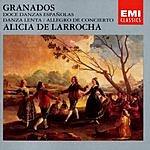 Alicia De Larrocha Spanish Dances, Op.37/Danza Lenta, H.44/Allegro De Concierto in C Major, Op.46