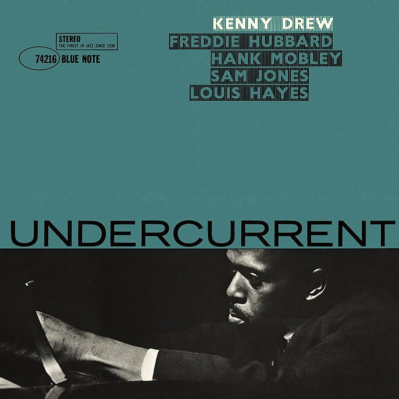 Cover Art: Undercurrent (2007 Digital Remaster)