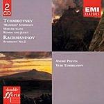 Pyotr Ilyich Tchaikovsky Manfred Symphony in B Minor, Op.58/Slavonic March, Op.31/Romeo And Juliet/Symphony No.2 in E Minor, Op.27