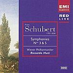 Franz Schubert Symphonies Nos.3 & 5