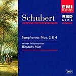 Franz Schubert Symphonies Nos.2 & 4