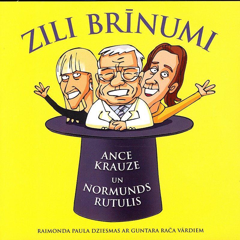 Cover Art: Zili Brīnumi