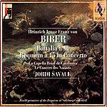 Jordi Savall Battalia in D Major/Requiem À 15