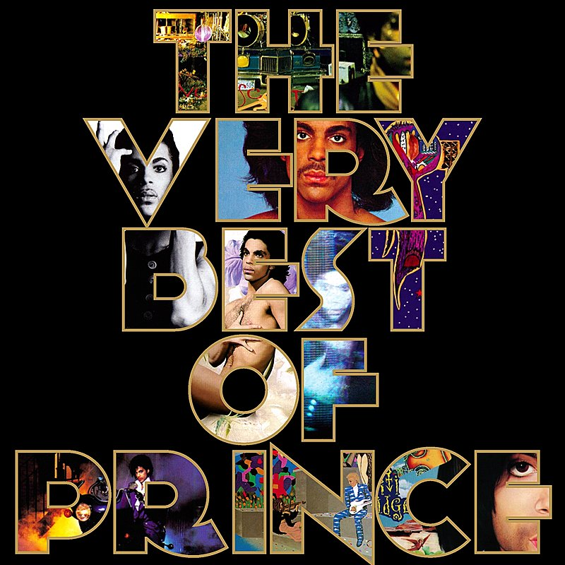 Cover Art: The Very Best Of Prince