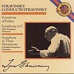 Igor Stravinsky Stravinsky Conducts Stravinsky: Symphony In Three Movements/Symphony Of Psalms
