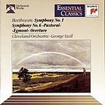 George Szell Symphony No.1/Symphony No.6 'Pastoral'/Egmont Overture