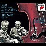 Isaac Stern Symphonie Espagnole/Violin Concerto No.3/Zigeunerweisen