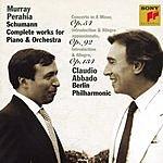 Murray Perahia Piano Concerto/Introduction & Allegro Appassionato/Concert Allegro
