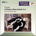 Alexander Brailowsky 14 Waltzes/Piano Sonata No.3