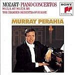 Murray Perahia Piano Concertos Nos.21 & 27