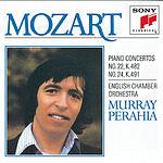 Murray Perahia Piano Concertos No.22 & 24