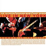 Joe Jackson Summer In The City: Live In New York