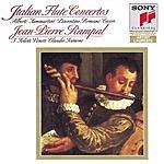 Jean-Pierre Rampal Italian Baroque Flute Concertos