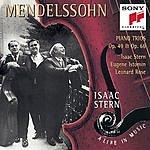 Isaac Stern Piano Trios Nos.1 & 2