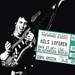 Nils Lofgren Back It Up!! (An Authorized Bootleg) (Live)