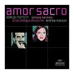 Simone Kermes Amor Sacro: Vivaldi Mottetti, RV 626, 627, 630, 632