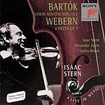 Isaac Stern Sonatas Nos.1 & 2/Pieces For Violin & Piano, Op.7