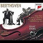 Isaac Stern Piano Trios, Opp.70/1 'Ghost,' 97 'Archduke,' 121a 'Kakadu Variations,' 70/2 & 11