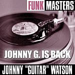 Johnny 'Guitar' Watson Funk Masters: Johnny G. Is Back