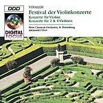 Alexander Titov A Violin Festival: Concertos For Violin & Orchestra, RV 549, 310, 230, 519, 523 & 234