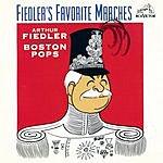 Arthur Fiedler Fiedler's Favorite Marches (1990 Remastered)