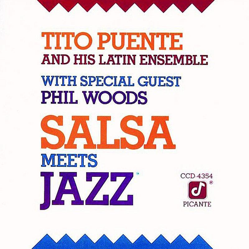 Cover Art: Salsa Meets Jazz