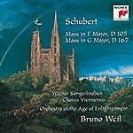 Franz Schubert Mass in F Major, D.105/Mass in G Major, D.167
