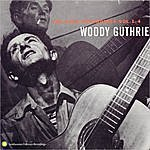 Woody Guthrie The Asch Recordings, Vol. 1-4