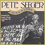 Pete Seeger Singalong Sanders Theater, 1980