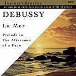 Claude Debussy La Mer/Prélude à L'Après-Midi D'Un Faune/Danses Sacrée Et Profane
