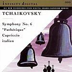 Pyotr Ilyich Tchaikovsky Symphony No.6 in B Minor, Op.74, 'Pathétique'/Capriccio Italien, Op.45