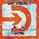 Di-rect She (Special Live Edition) (3-Track Maxi-Single)