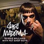 Robbie Williams She's Madonna (3-Track Maxi-Single)