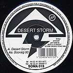 Desert Storm Desert Storm/Scoraig 93