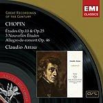 Claudio Arrau Études Op.10 & Op.25