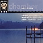 Nash Ensemble Fairy Tales, Op.132/Fantasy, Variations & Finale, Op.46/Clarinet Quintet, Op.115 (Bonus Track) (Live)