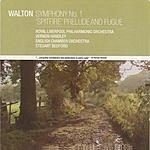 Vernon Handley Symphony No.1/Spitfire Prelude & Fugue