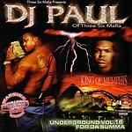 DJ Paul For Da Summa: Underground, Vol.16 (Dragged & Chopped) (Parental Advisory)