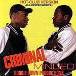 Boogie Down Productions Criminal Minded (Instrumental Versions)